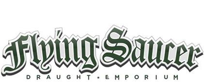 Flying Saucer Logo