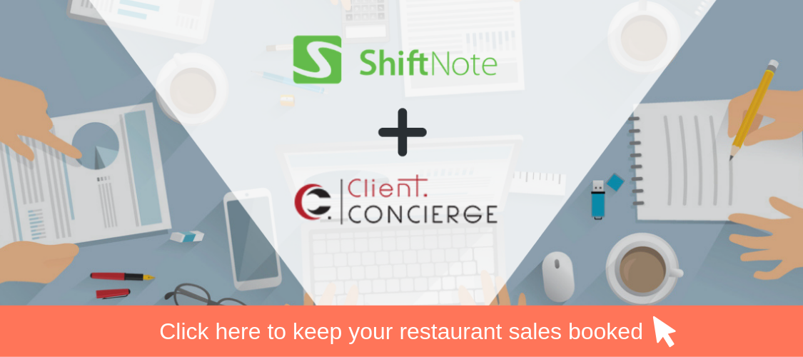 Keep your restaurant sales booked