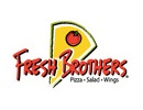 Fresh Brothers Pizza Logo