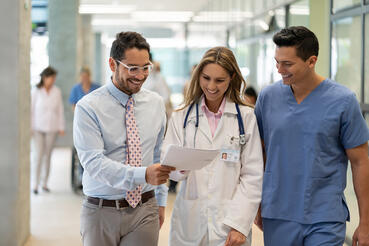healthcare staff scheduling and communication