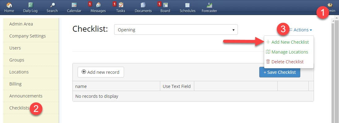 employee online task manager shiftnote employee scheduling software
