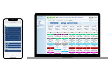 free employee scheduling software and manager log book