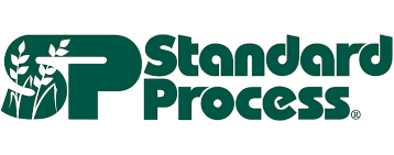 Standard Process logo manufacturing employee scheduling and manager log book