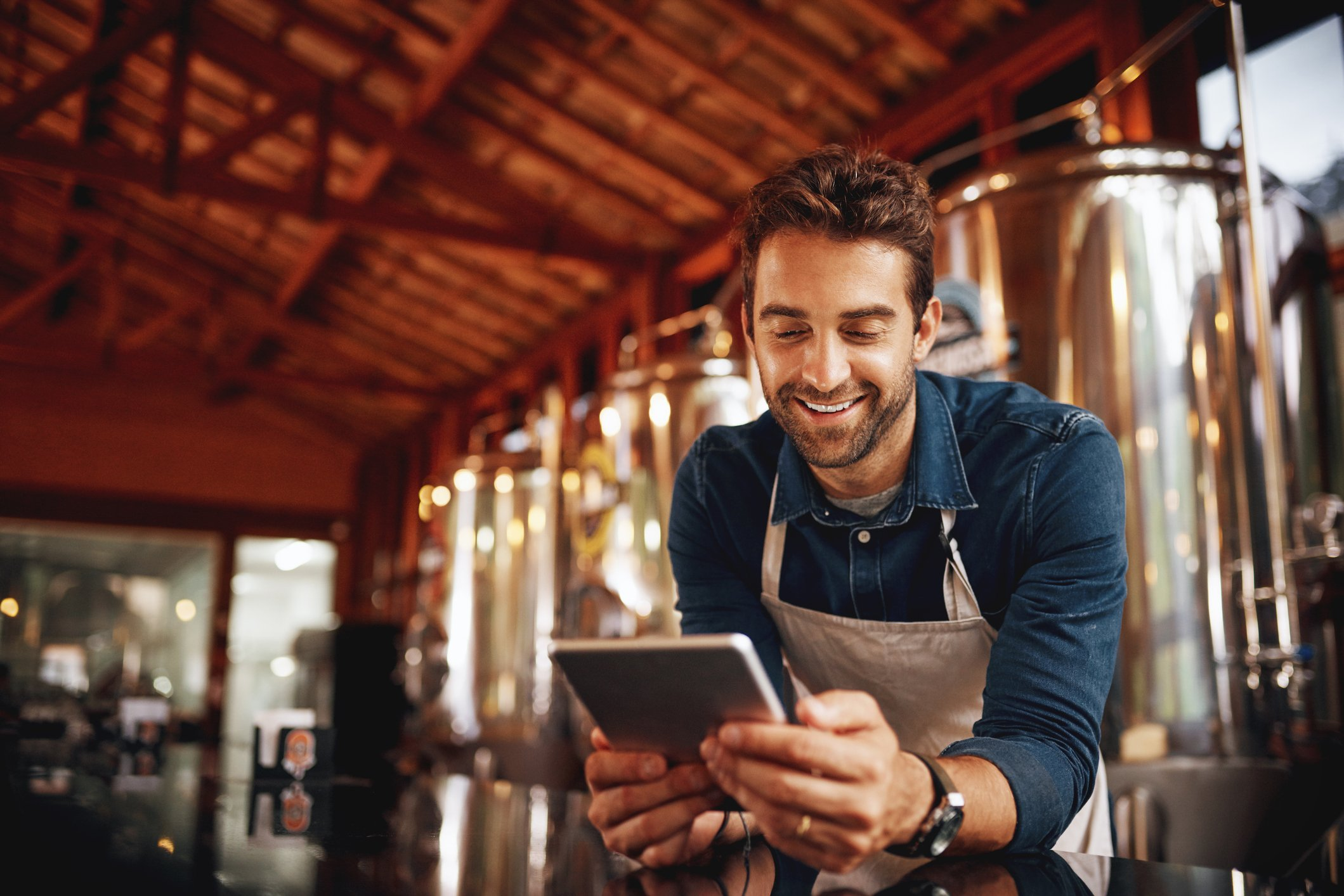 brewery employee scheduling and manager log book